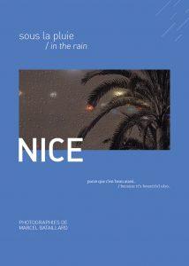 Nice, sous la pluie